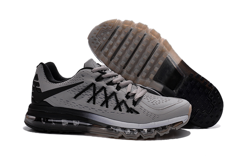 Nike Air Max 2015 II Men Grey Black