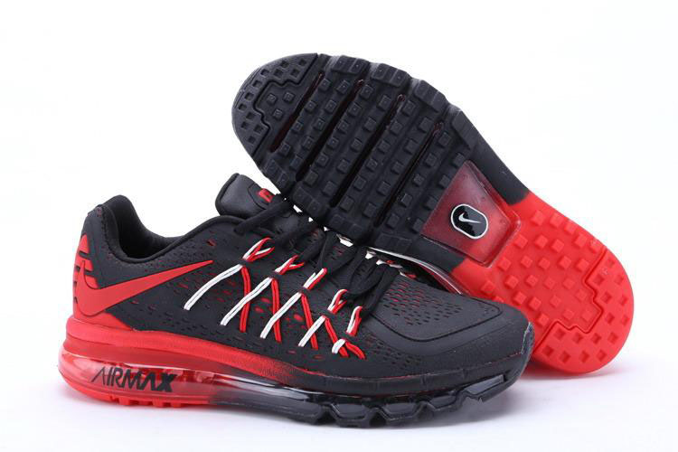 Nike Air Max 2015 Black Red