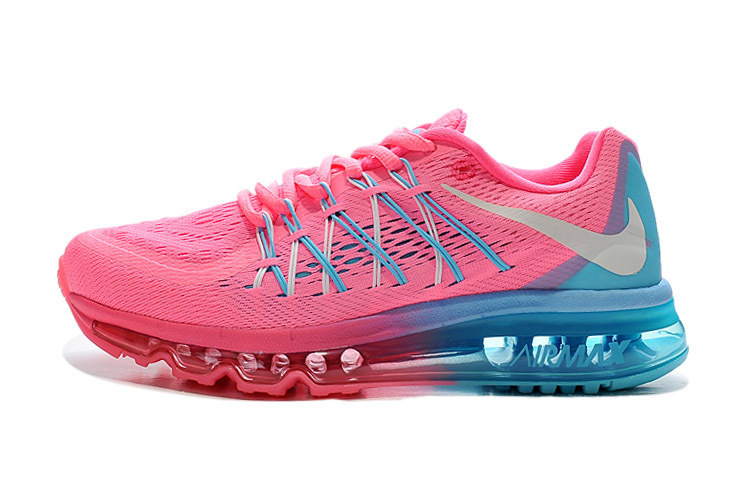 Air Max 2015 Women Pink Blue