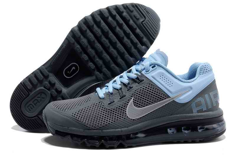 Discount Nike Air Max 2015 Women's Sports Shoes - Gray Jade KR714608
