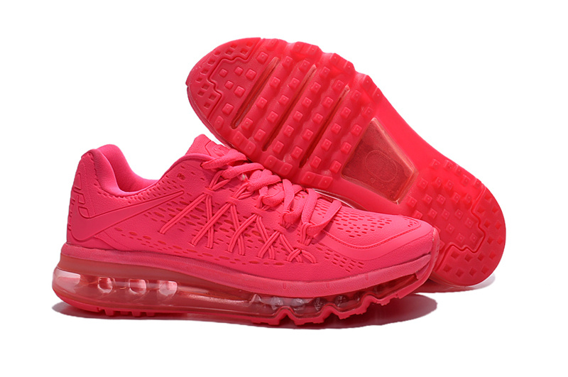 Nike Air Max 2015 II Women All Red