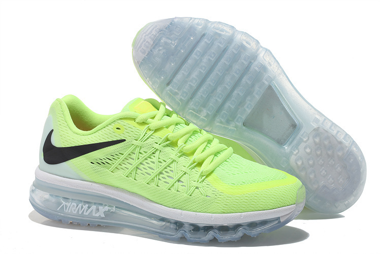 Nike Air Max 2015 Shoes For Women Yellow