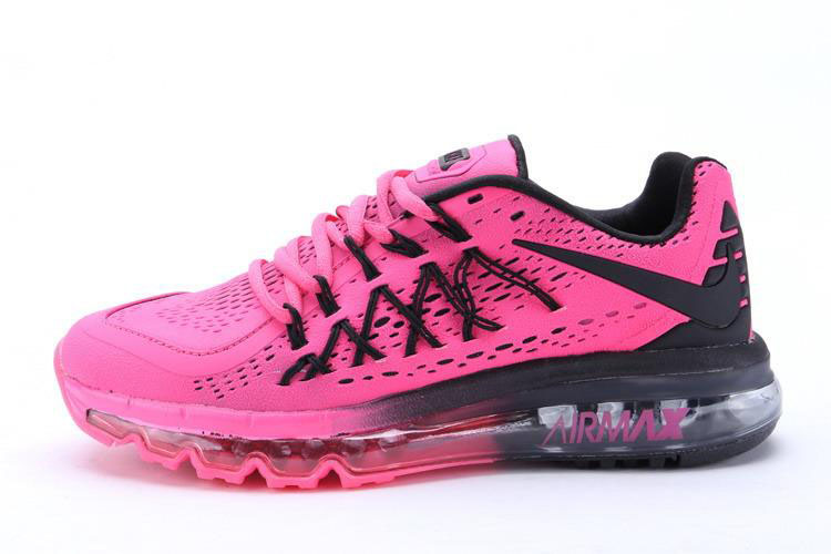 Air Max 2015 Women Black Pink