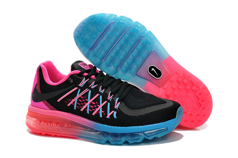 Air Max 2015 Women Deep Blue Pink