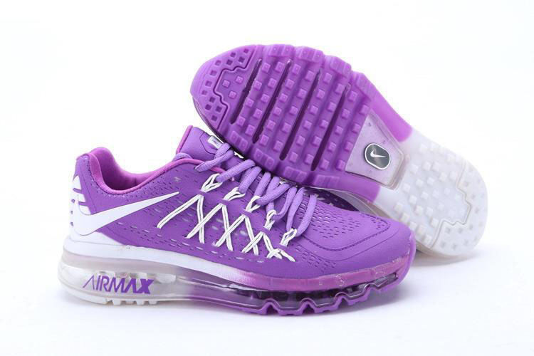 Air Max 2015 Women Purple White