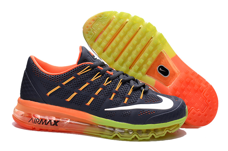 Air Max 2016 Black Orange