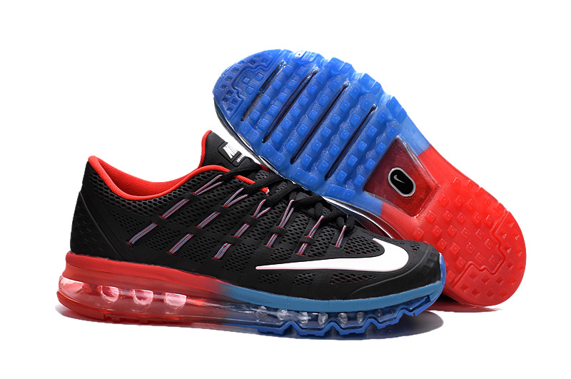 Air Max 2016 Black Red