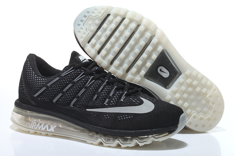 Air Max 2016 Black White