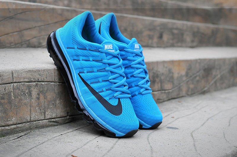 Air Max 2016 Blue Black