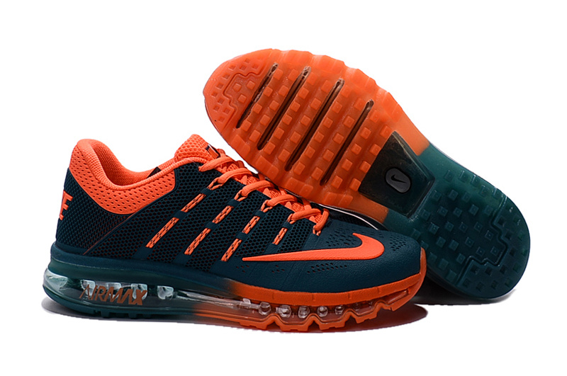 Air Max 2016 Nike Men's Running Shoes Orange