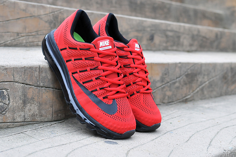 Air Max 2016 Red Black