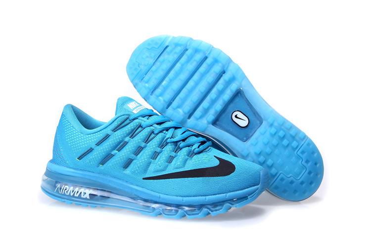 Nike Air Max 2016 Men's Running Shoes Blue