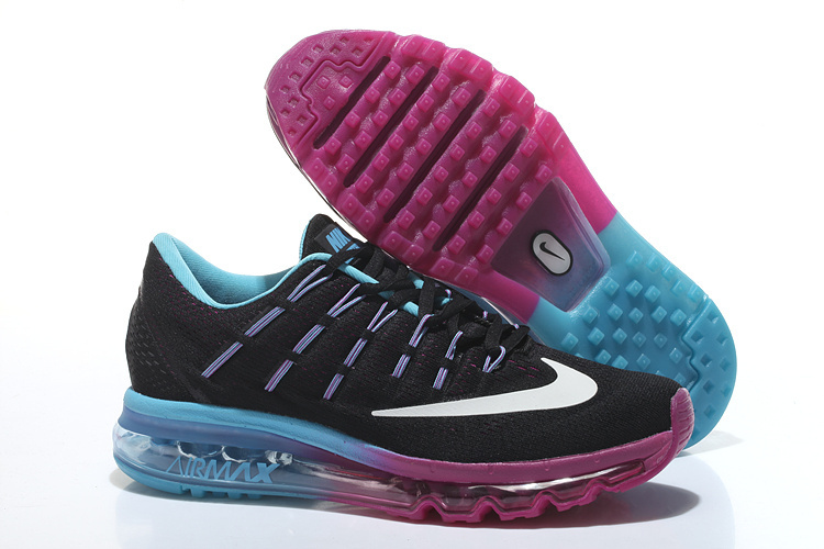 Air Max 2016 Black Blue Purple