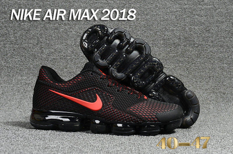 huge selection of 13cdc 37ca9 ... discount 2018 cheap nike shoes air maxs cheap nike air max day 2018  black red 27a32
