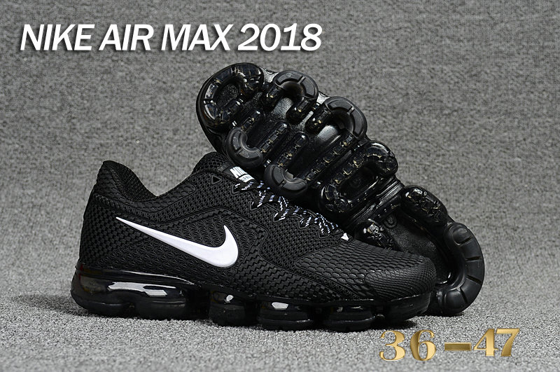2018 Cheap Nike Shoes Air Maxs Cheap Nike Air Max Day 2018 Black White