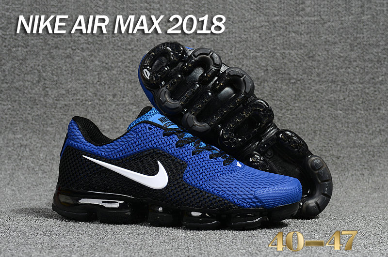 2018 Cheap Nike Shoes Air Maxs Cheap Nike Air Max Day 2018 Blue Black