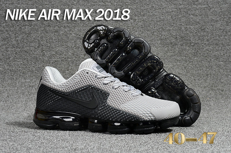 2018 Cheap Nike Shoes Air Maxs Cheap Nike Air Max Day 2018 Grey Black