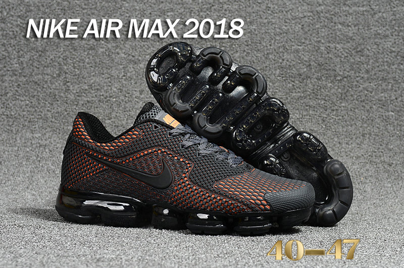 2018 Cheap Nike Shoes Air Maxs Cheap Nike Air Max Day 2018 Orange Black