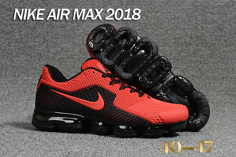 2018 Cheap Nike Shoes Air Maxs Cheap Nike Air Max Day 2018 Red Black