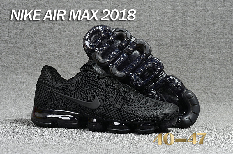 2018 Cheap Nike Shoes Air Maxs Cheap Nike Air Max Day 2018 Triple Black