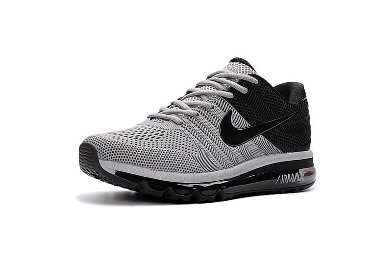 Air Max FREE SHIPPING Cheap Air Max 2017 Black Grey