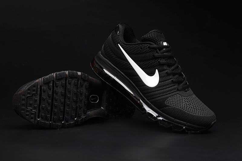 Air Max FREE SHIPPING Cheap Air Max 2017 Black White