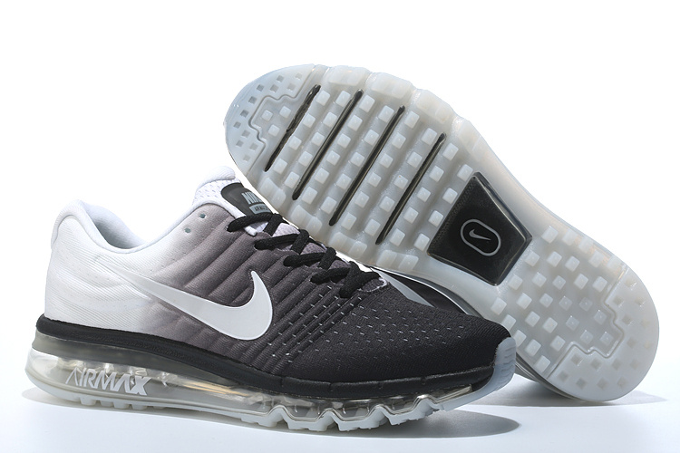 Air Max FREE SHIPPING Cheap Air Max 2017 Grey Black White