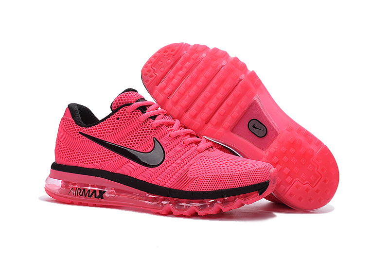 Air Max FREE SHIPPING Cheap Air Max 2017 Women Black Pink