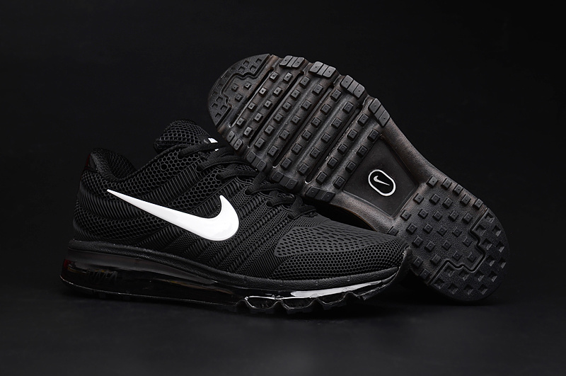 Air Max FREE SHIPPING Cheap Air Max 2017 Women Black White