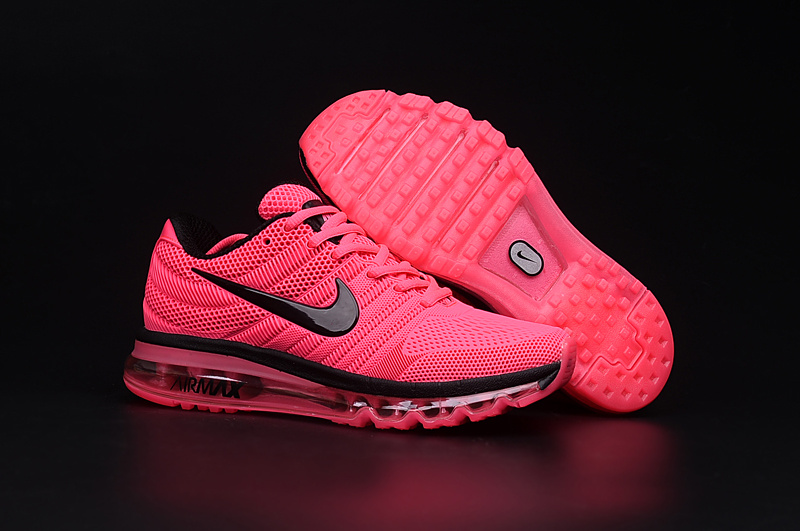 Air Max FREE SHIPPING Cheap Air Max 2017 Women Pink Black