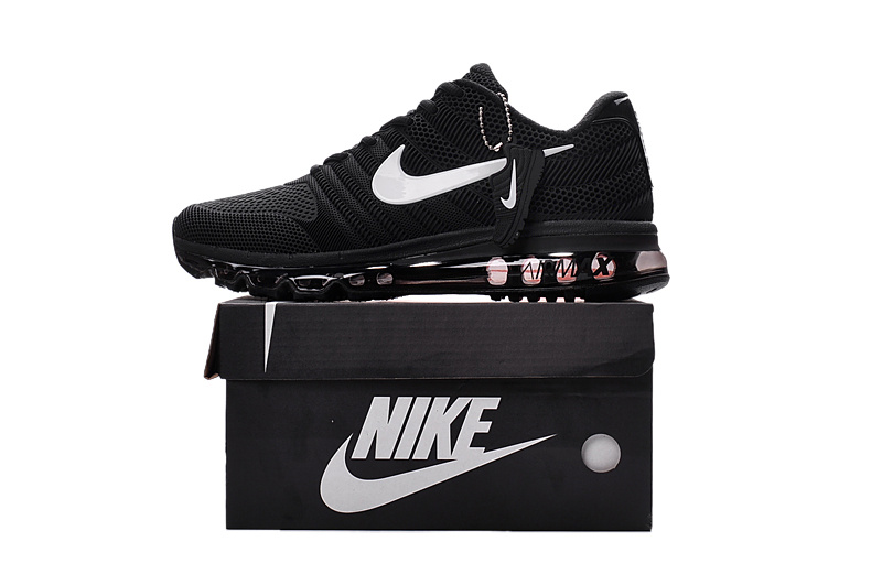 Air Max FREE SHIPPING Cheap Air Max 2017 Women White Black