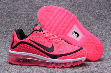 Air Max FREE SHIPPING Cheap Nike Air Max 2017 Nanometer Womens Pink Black White