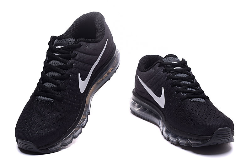 Air Max FREE SHIPPING Cheap Nike Air Max 2017 Womens Black White