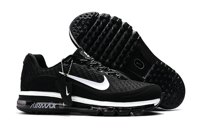 Air Max FREE SHIPPING Cheap Nike Air Max 2017 Womens Rubber Patch White Black