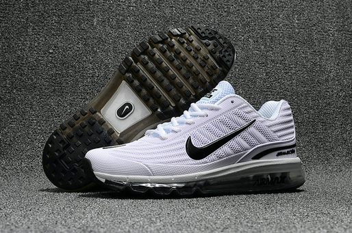Air Max FREE SHIPPING Cheap Nike Air Max 2017 x 360 Fusion White Black