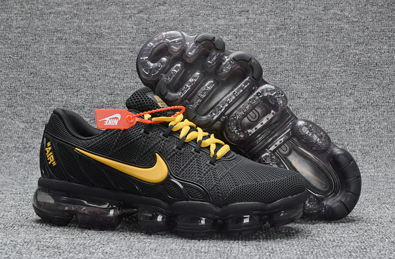 Air Max FREE SHIPPING Cheap Nike Air Max 2018 Gold Black Sneakers