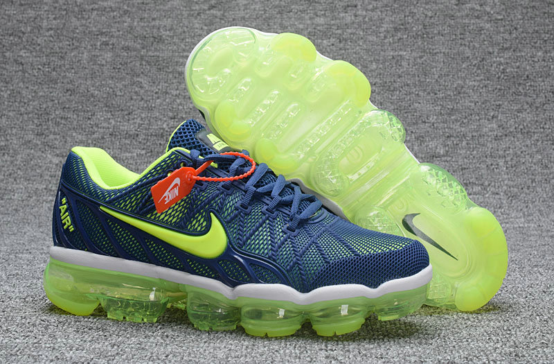 Air Max FREE SHIPPING Cheap Nike Air Max 2018 Green Blue White Sneakers