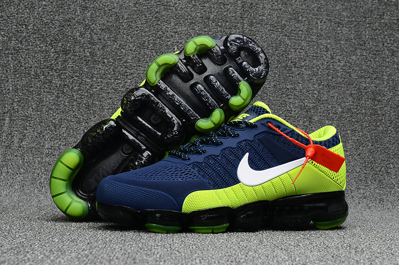 Air Max FREE SHIPPING Cheap Nike Air Max 2018 Navy Blue Green Sneakers