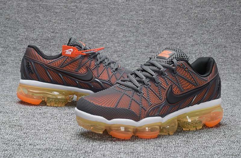 Air Max FREE SHIPPING Cheap Nike Air Max 2018 Orange Black Sneakers