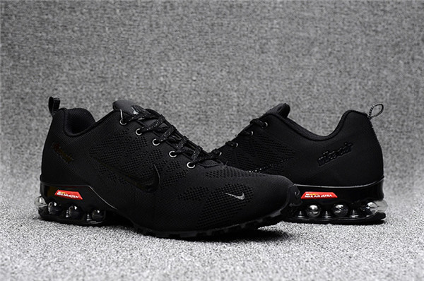 Air Max FREE SHIPPING Cheap Nike Air Max 2018 Ultra Zoom All Black Running Shoes