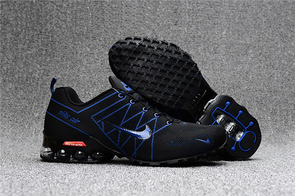 Air Max FREE SHIPPING Cheap Nike Air Max 2018 Ultra Zoom Blue Black Running Shoes