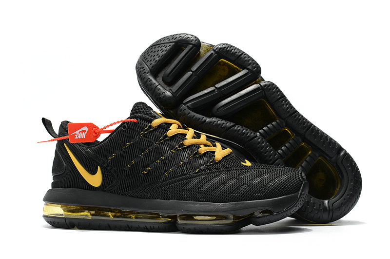 2018 Cheap Nike Shoes Cheap Nike Air Max 2019 Mens Gold Black