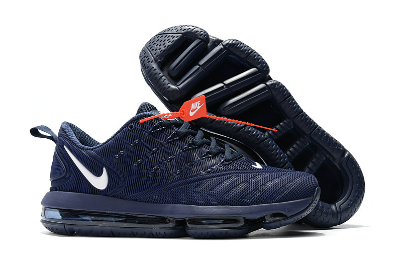 2018 Cheap Nike Shoes Cheap Nike Air Max 2019 Mens Navy Blue White