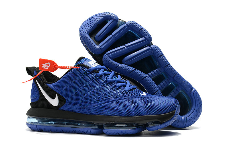 2018 Cheap Nike Shoes Cheap Nike Air Max 2019 Mens Royal Blue White Black