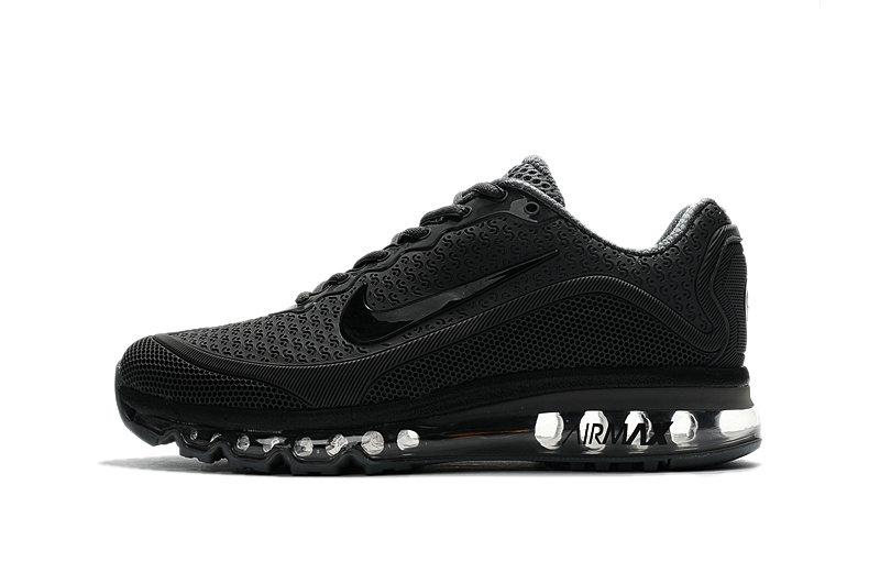 Air Max FREE SHIPPING Cheap Nike Air Maxs 2017 Black Dark Grey