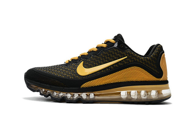 Air Max FREE SHIPPING Cheap Nike Air Maxs 2017 Gold Black