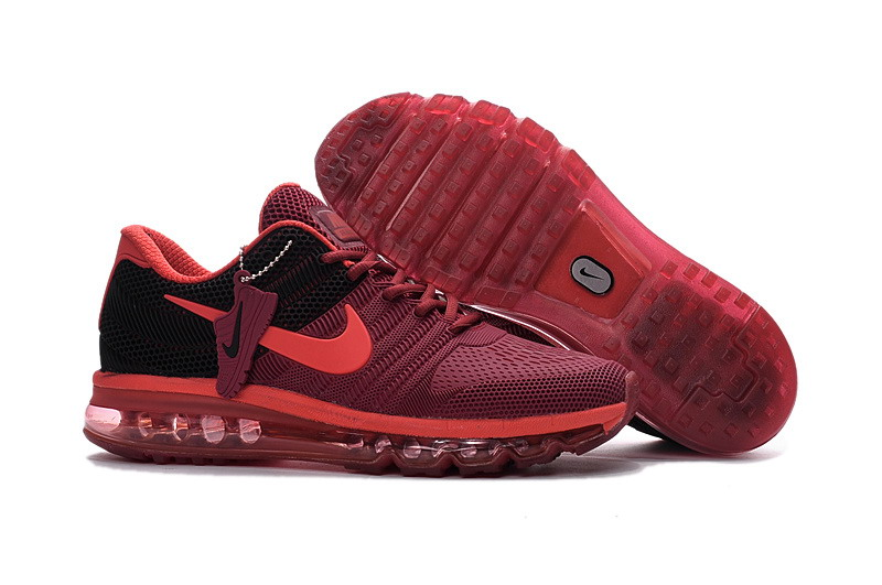 Air Max FREE SHIPPING Cheap Nike AirMax 2017 Purple Pink Black