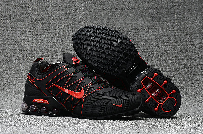Air Max FREE SHIPPING Cheap Nike AirMax 2018 Men Fire Red Black