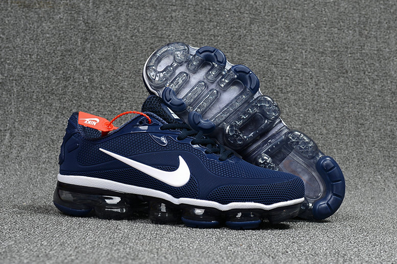 Cheap Nike AirMax 2018 Mens Sneakers MD Navy Blue White