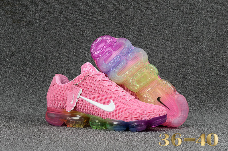 Air Max FREE SHIPPING Cheap Nike AirMax 2018 Womens Pink White Colorful